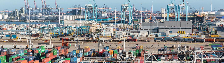 container verschepen tarieven