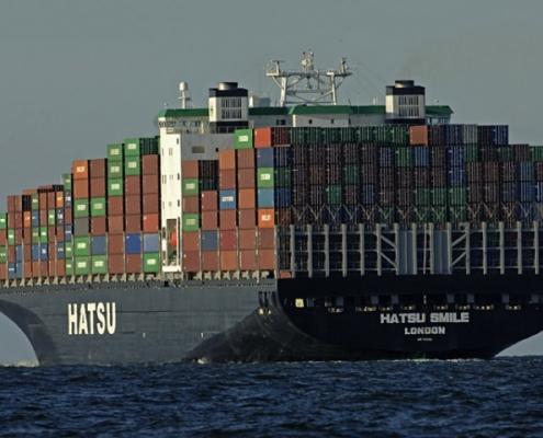 container laten verschepen