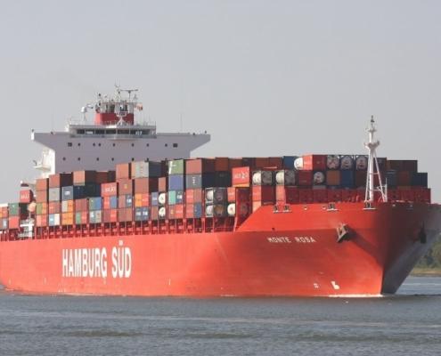 zeecontainer verschepen kosten